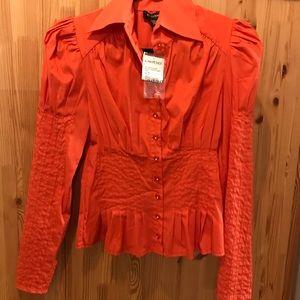 NWT BeBe blouse